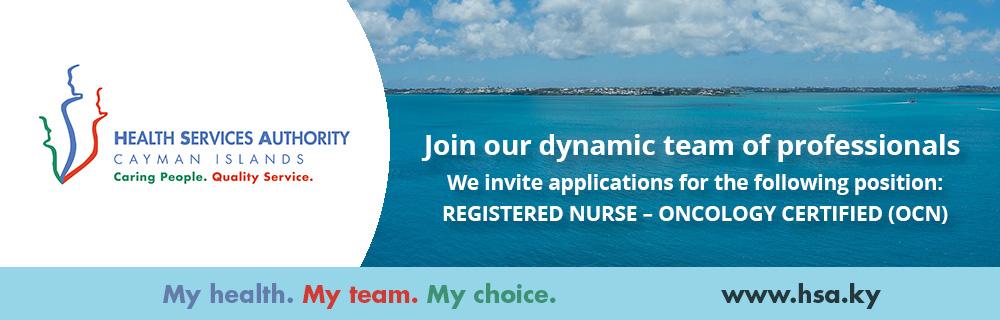 Cayman Islands banner ad