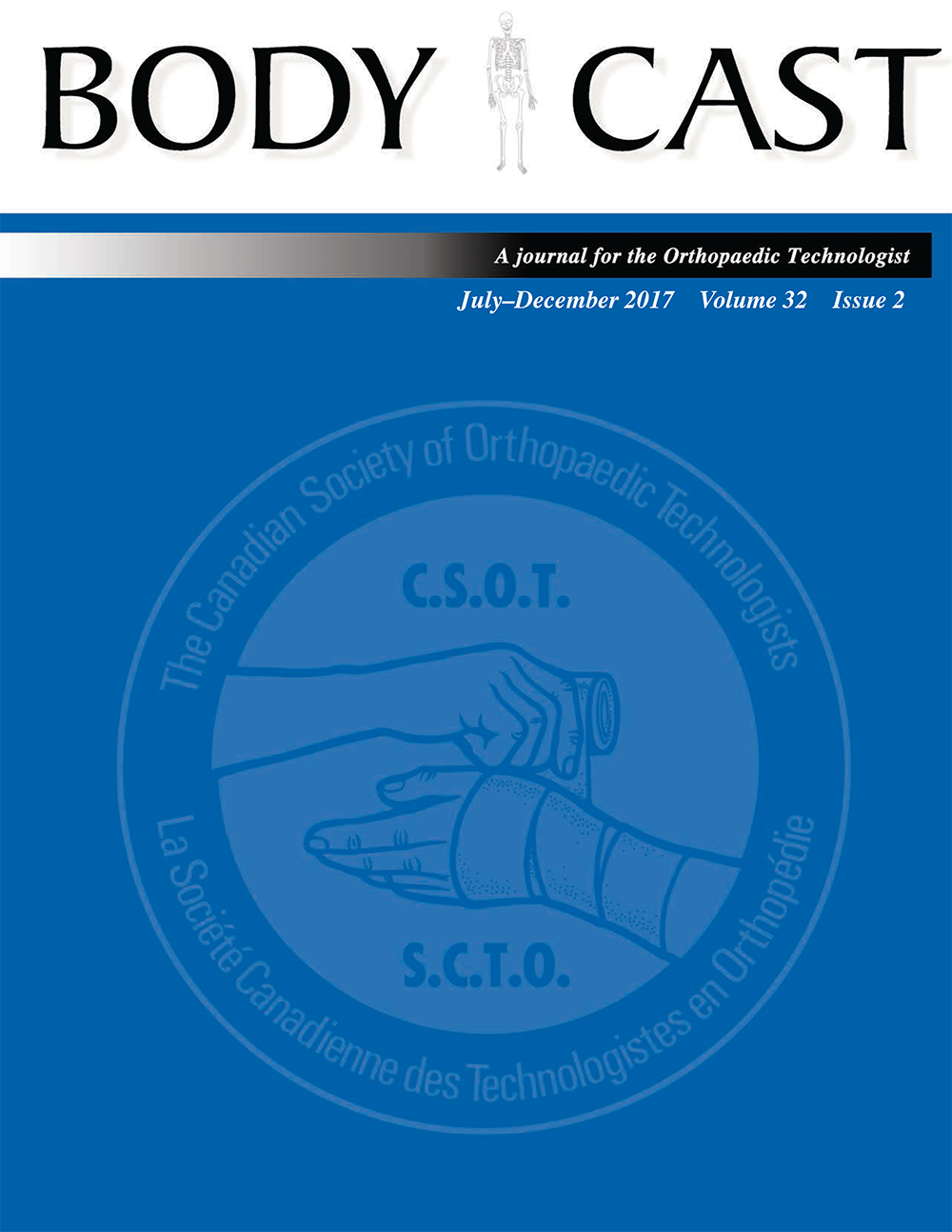 Body Cast cover